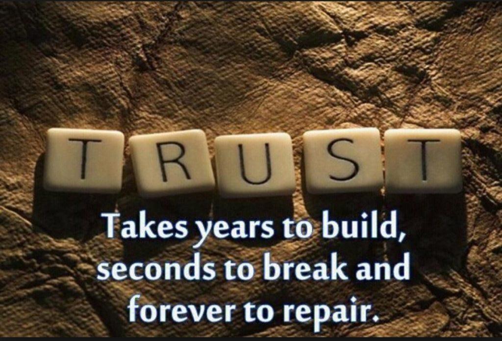 Încrederea în companie
